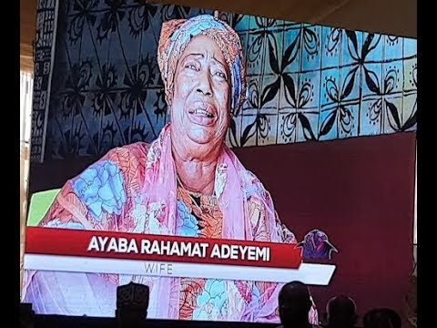 Alaafin of Oyo 1st &2nd wife reveals hidden thing no one knows about their husband on his birthday