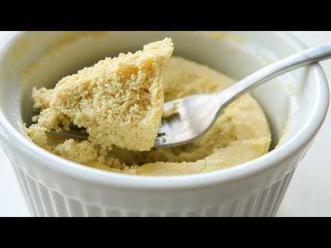 mug-cake-in-microwave-recipe-|-how-to-make-a-healthy-low-carb-protein-vanilla-cake-in-a-mug