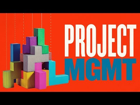 Project Management - How to Break Down Projects