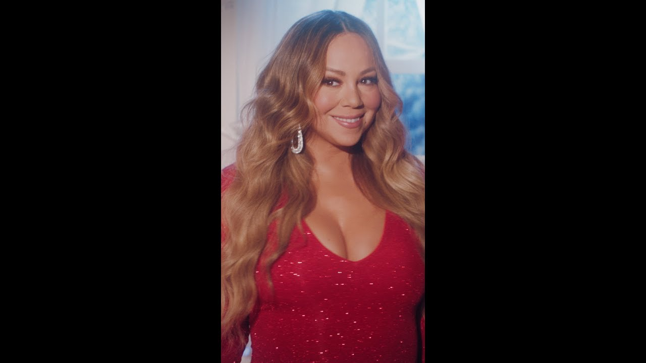 It's Officially Christmas with Mariah Carey and Spotify! - YouTube