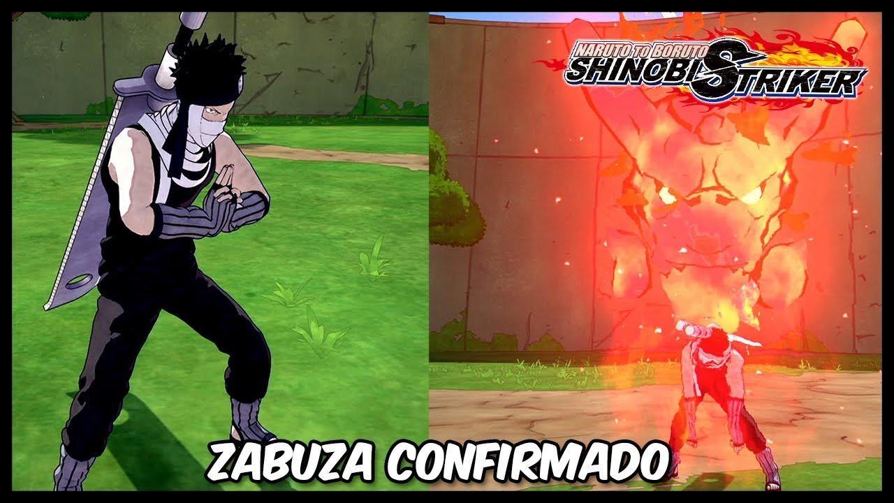 Naruto to Boruto Shinobi Striker - Zabuza confirmado e Season Pass 2 com 9  personagens