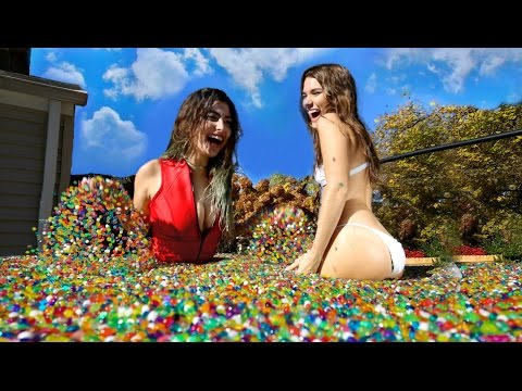 Thumbnail: 10 Million Orbeez In Hot Tub!