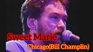 Chicago Live in japan 1984 SWEET MARIE(unreleased music)