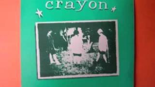 "Crayon ""Pumpkin Patch"" (Some Velvet Sidewalk cover)"