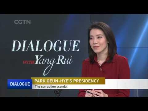 Park Geun-Hye's presidency -CGTN Dialogue