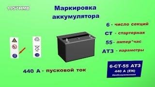 Источники тока.  Аккумулятор .(Видео-урок для учащихся автошкол., 2016-01-31T17:53:54.000Z)