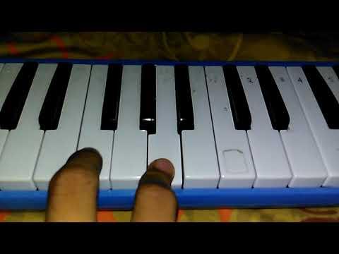 Not Angka(pianika) Lagu Cinta Terbaik