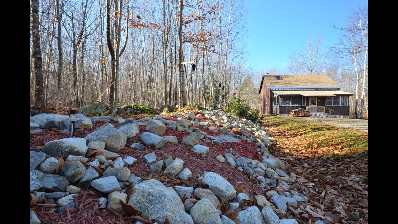 Sold Sold Sale Pending Maine Hunting Cabin And Land For