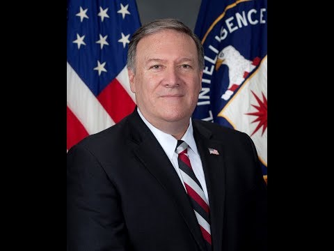 A Conversation with CIA Director Mike Pompeo