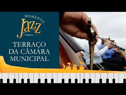 Terraço Da Câmara Municipal De São Paulo | Momento Jazz