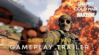 Season Two Gameplay Trailer | Call of Duty®: Black Ops Cold War & Warzone™