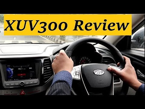 Mahindra XUV300 Drive Review. Raised Benchmark of Petrol SUV Cars in India