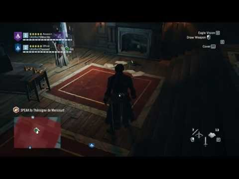 Assassin's Creed Unity - Jacobin Raid - SMocito and Classed