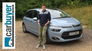 Citroen C4 Picasso MPV 2013 review - CarBuyer