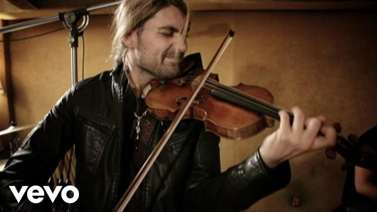 David Garrett Kashmir Youtube