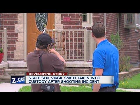 Shooting at Sen. Virgil Smith's home