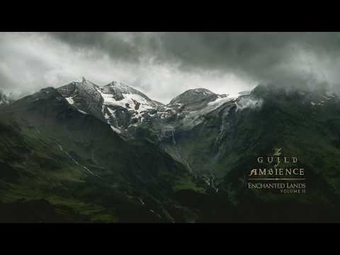Enchanted Lands - Volume 2 | Tranquil Atmospheric Ambience | 1 hour of Ambient Fantasy Music