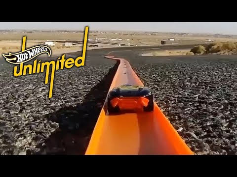 EPIC TRACK COMPILATION | Hot Wheels Unlimited | Hot Wheels