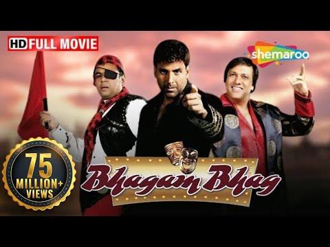 Bhagam Bhag 2006 (HD) - Superhit Comedy...