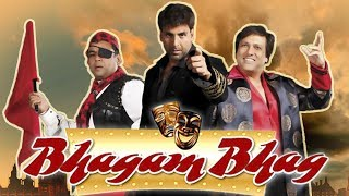 Bhagam Bhag 2006 (HD) - Superhit Comedy Movie - Akshay Kumar - Govinda -  Paresh Rawal - Lara dutta