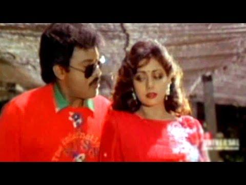 Abbanee Tiyyani Video Song || Jagadeka Veerudu Atiloka Sundari Movie || Chiranjeevi, Sridevi