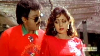 Abbanee Tiyyani Video Song || Jagadeka Veerudu Atiloka Sundari Movie || Chiranjeevi, Sridevi