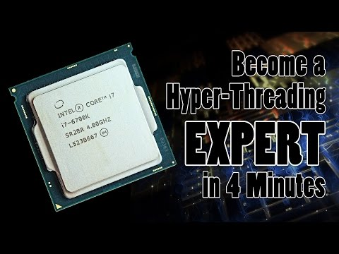 Minute Science: Hyper-Threading