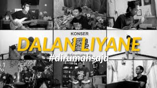 Dalan Liyane - Hendra Kumbara   edisi #dirumahsaja cover Tangi Gasek