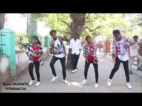 Chennai Gana Ammu song by Gana Vasanth