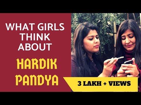 WHAT GIRLS THINK ABOUT HARDIK PANDYA   HARDIK PANDYA ON KOFFEE WITH KARAN   SUKRITI