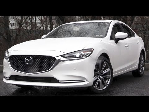 2018 Mazda Mazda6 Review Youtube