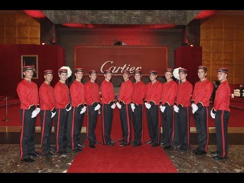 Cartier Melbourne Store Lauch