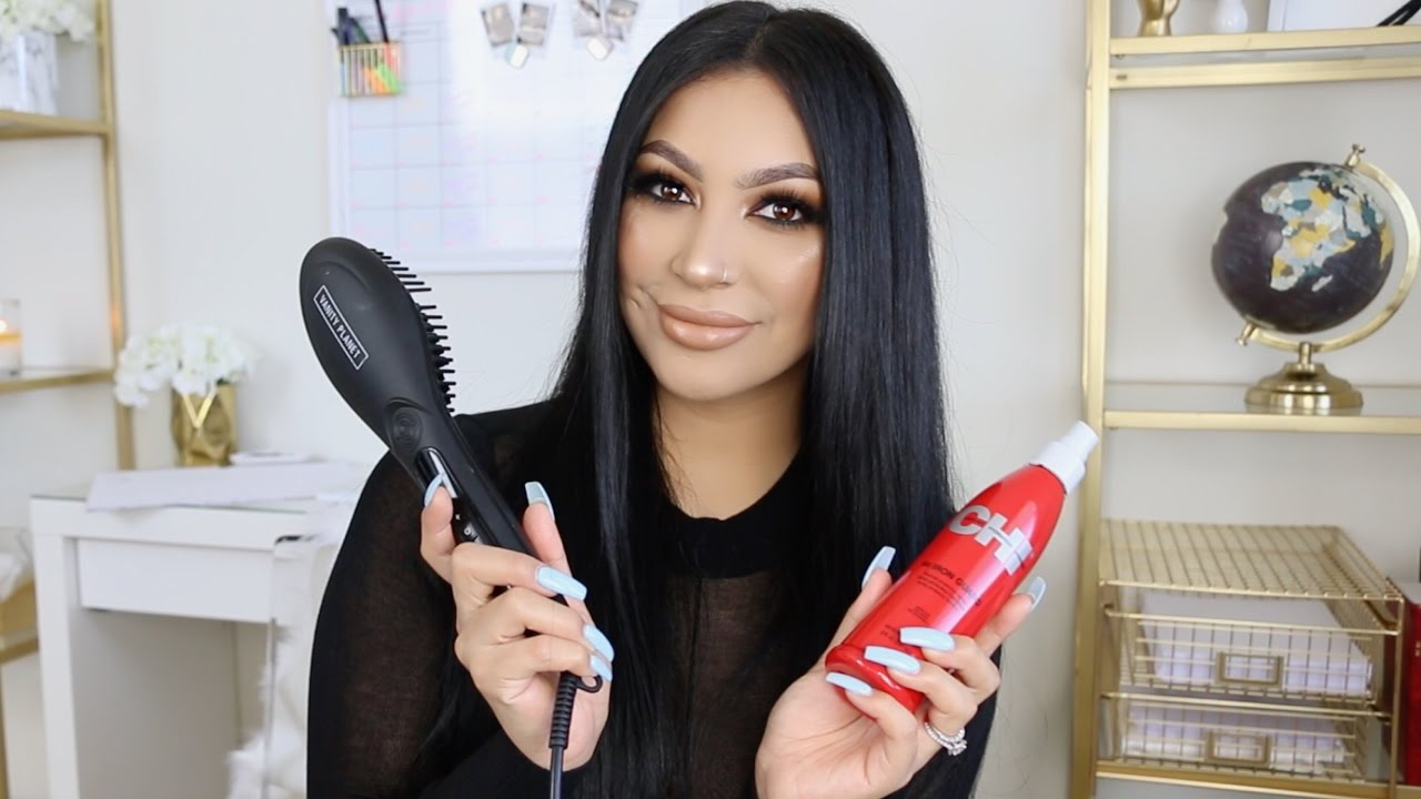 how-to-get-silky-straight-hair