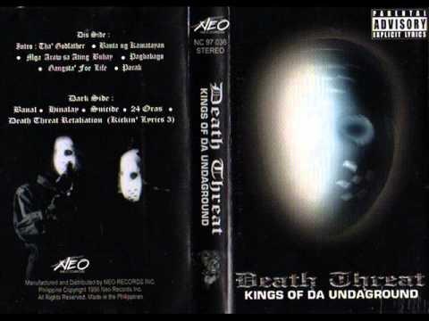 DEATH THREAT KINGS OF DA UNDERGROUND (1997) FULL ALBUM