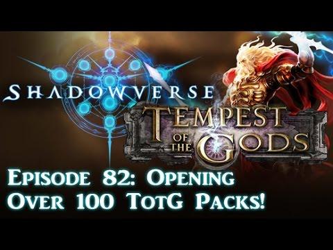Shadowverse - Opening Over 100 TotG Packs! (Episode 82)