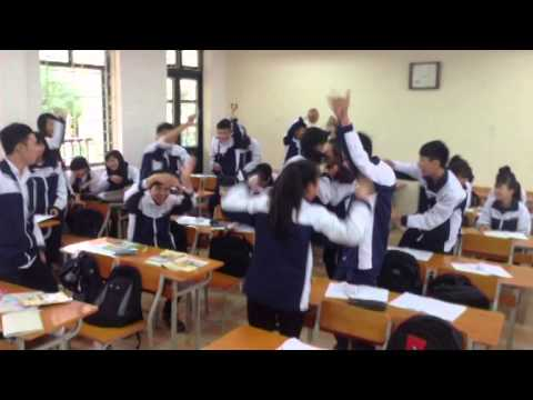 Ký ức tuổi học trò A4 K4 BTL