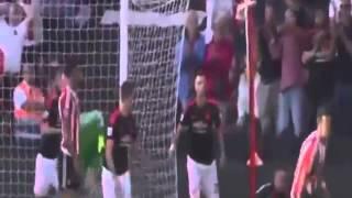 southampton vs manchester united 2 3 all goals highlights 20 9 2015 premier league