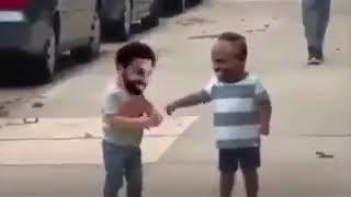 فيديو ساخر لمحمد صلاح وماني في حال تحسن علاقتهما - صحيفة صدى الالكترونية