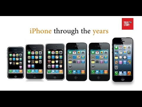 iphone through the years iphone through the ages 15485