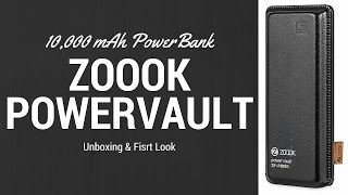[Hindi - ??????] Zoook ZP-PB10D 10000mAh PowerVault (PowerBank) Unboxing & First Look