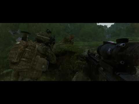 13th MEU ARMA3 Realisim Unit Operation Rising 01-16 Trident TFA JTAC