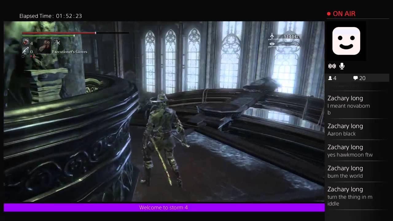 Bloodborne: The Old Hunters Walkthrough - Part 1: Hunter's ...