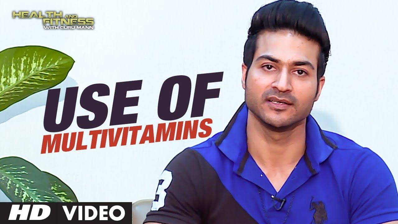 Should We Take a Multivitamins?    Guru Mann   Health and Fitness HD