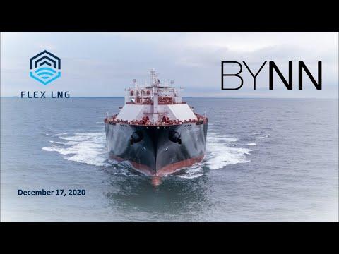Øystein Kalleklev Shares His Views On Flex LNG And The Outlook Going Forward | Christopher Vonheim