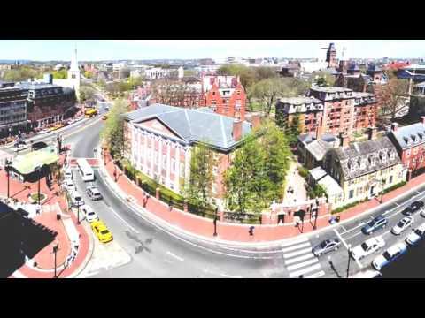 Harvard University Tour and Admission