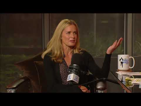 Elisabeth Shue Reveals She Doubted Ralph Macchio Could Play the Karate Kid  Rich Eisen