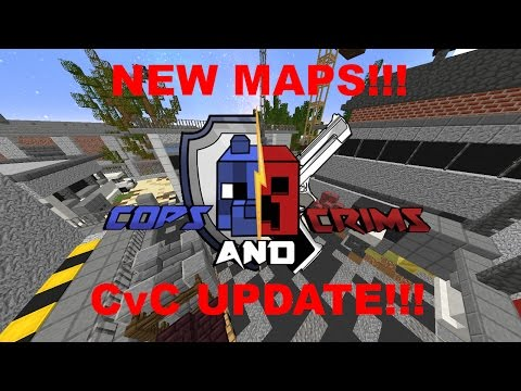 CVC UPDATE!!! NEW MAPS AND MORE!!! [Hypixel]