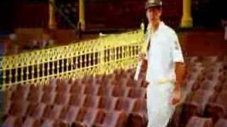 LARA BINGLE - The Ashes TV AD