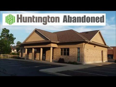 Abandoned Huntington Bank | Canton, Ohio