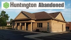 Abandoned Huntington Bank | Canton, Ohio
